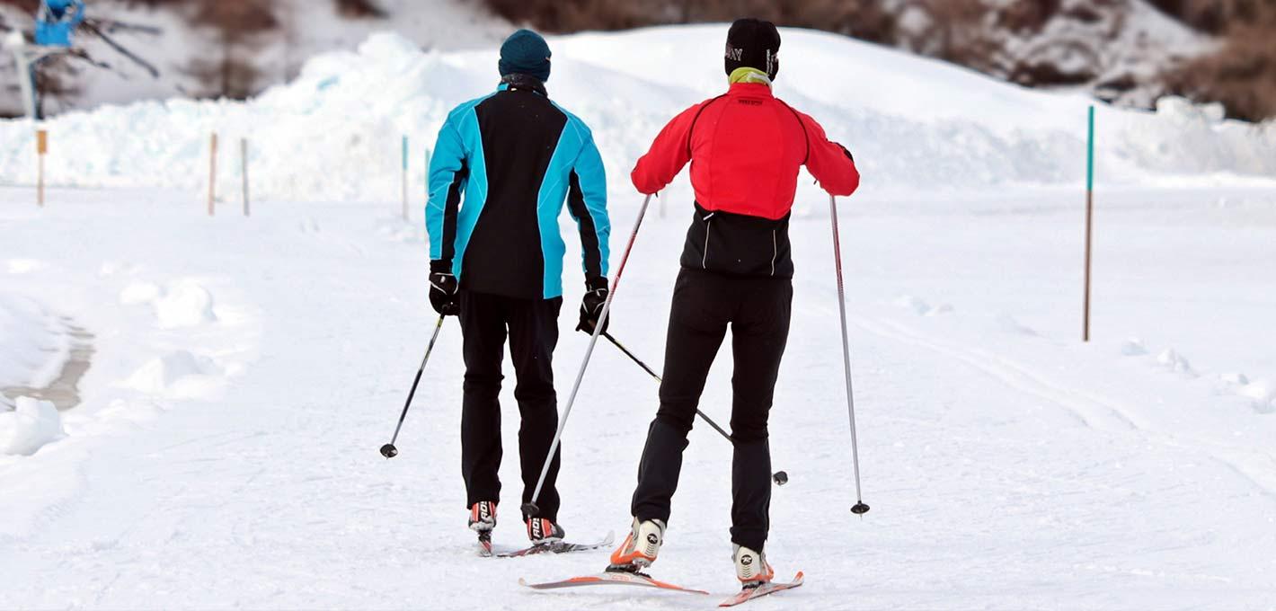 Bautismo al Esquí de Pista