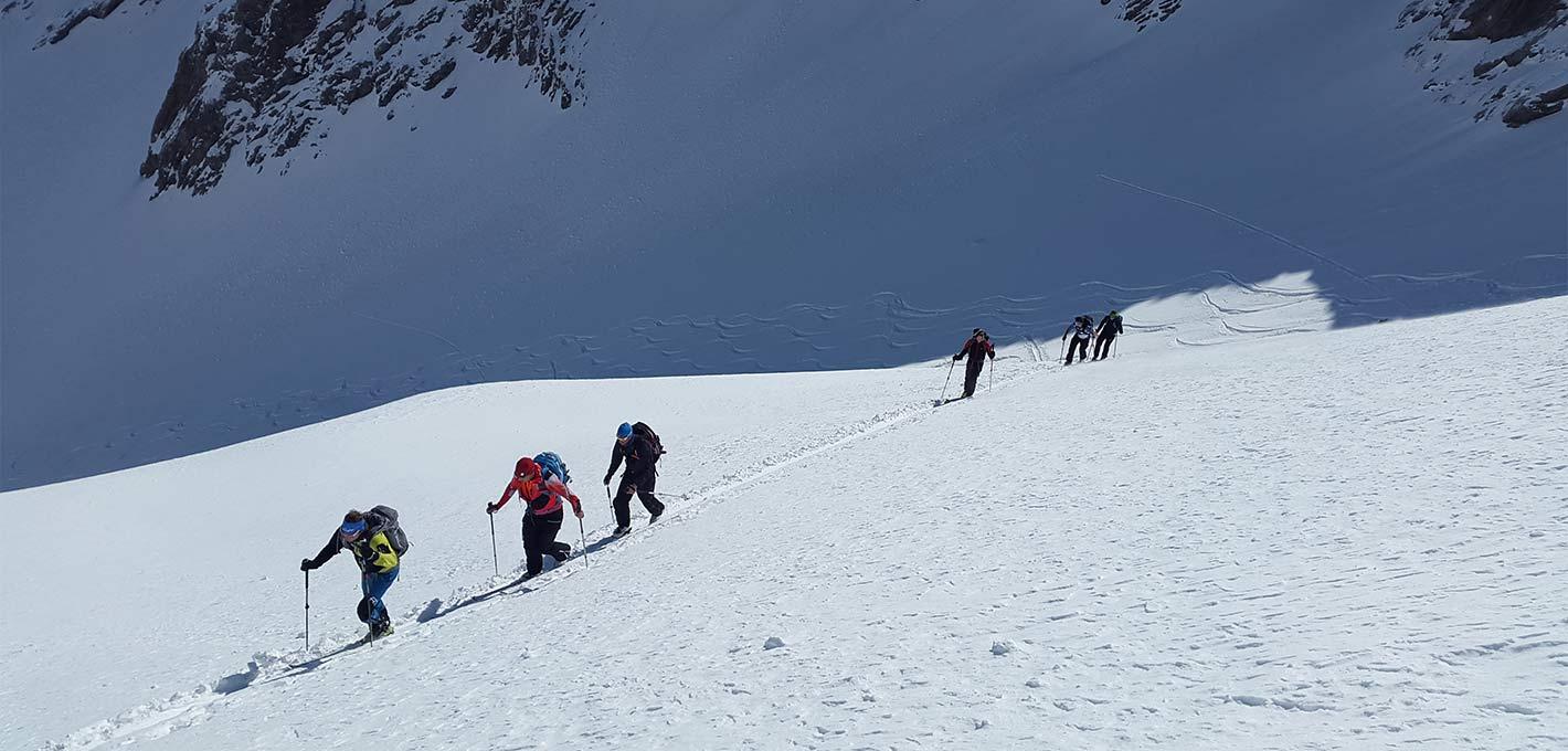 Curso Avanzado al Esquí de Travesía y Fuera de Pista
