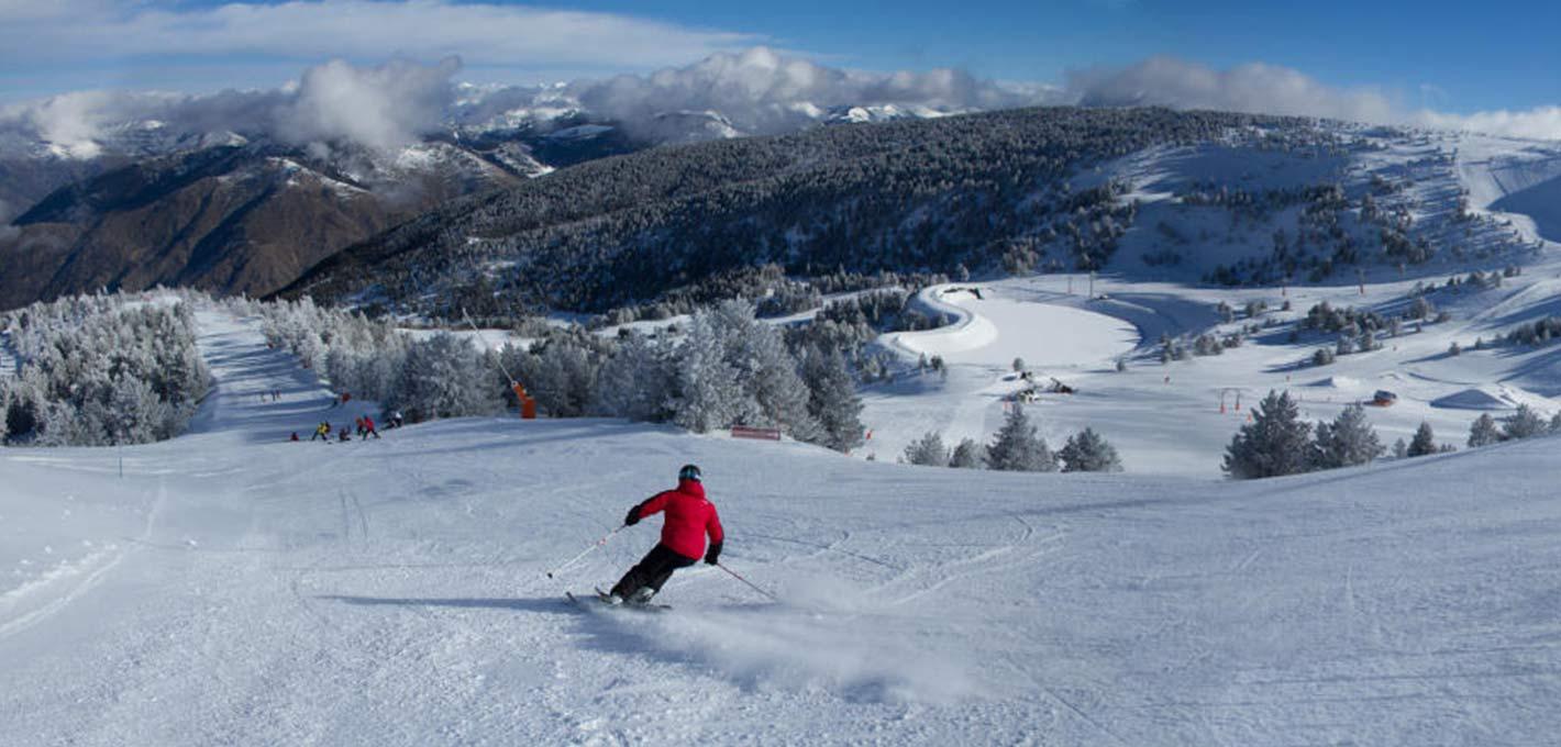 Curso de Iniciación al Esquí de Pista
