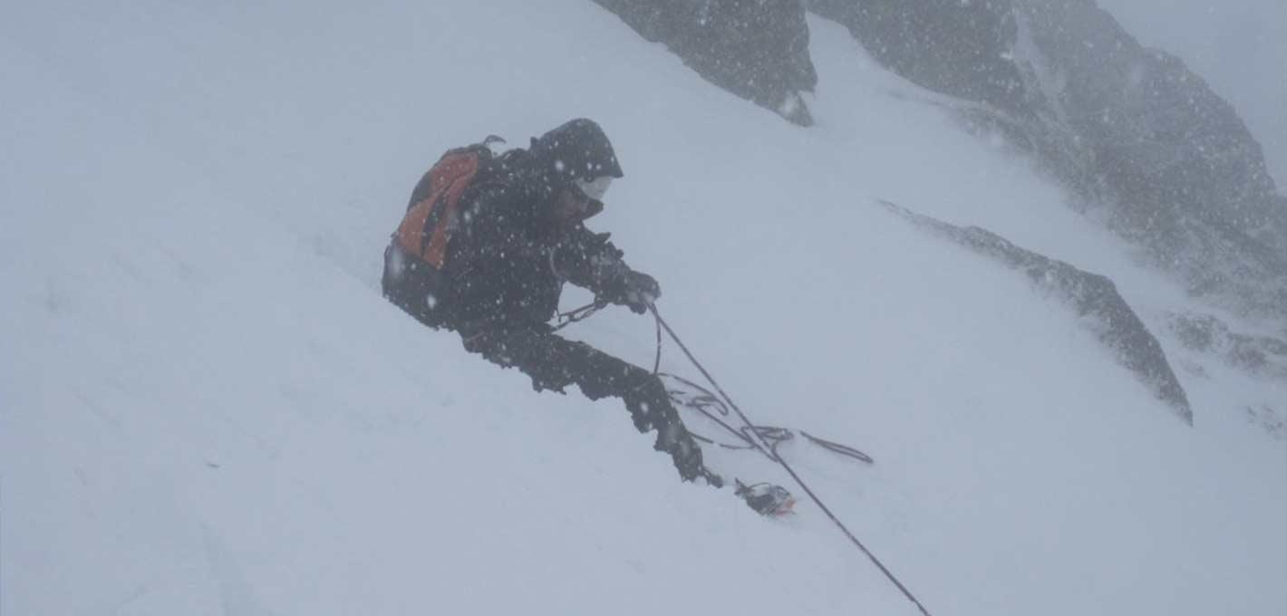 Curso Avanzado al Alpinismo Invernal